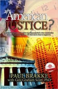 American Justice? - Book Cover
