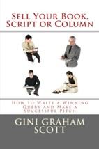 sell your book script or column